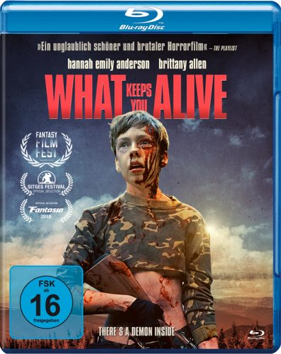 what keeps you alive blu-ray review cover