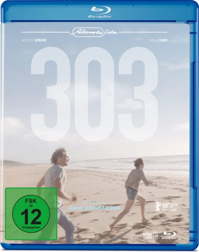 303 blu-ray review cover