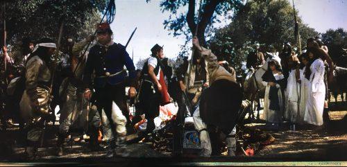 Verfluchten der Pampas szenenbild Klebestreifen