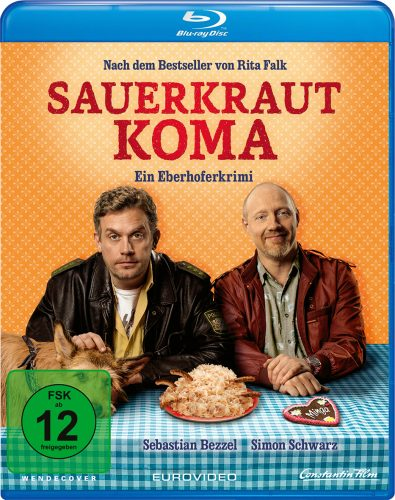 Sauerkrautkoma Blu-ray Review Cover