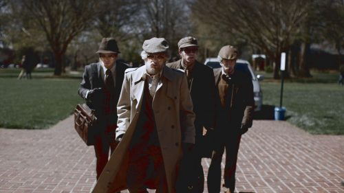 american animals blu-ray review szene 4