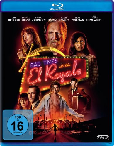 bat times at the el royale bd review cover