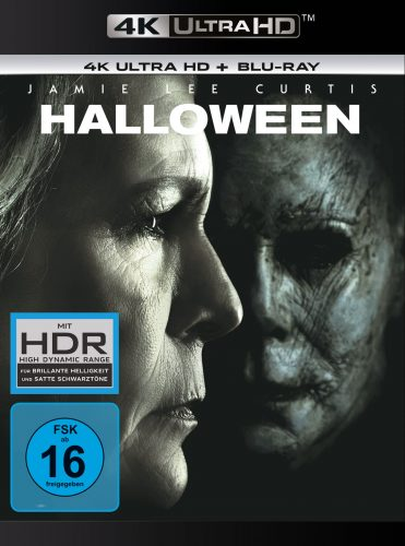Uhd Blu Ray Kritik Halloween 2018 4k Review Rezension Bewertung