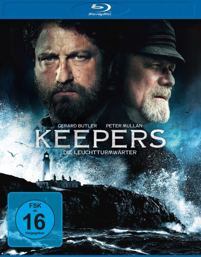 keepers - die leuchtturmwärter blu-ray review cover