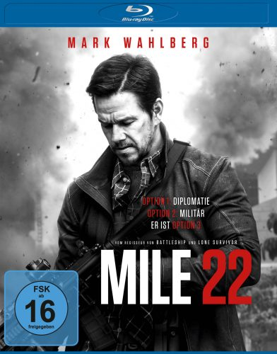 mile 22 blu-ray review cover
