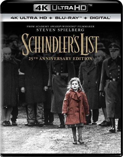schindlers liste 4k uhd blu-ray review cover