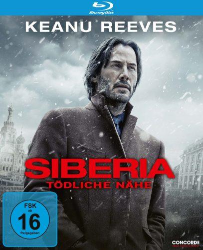 siberia - tödliche nähe blu-ray review cover