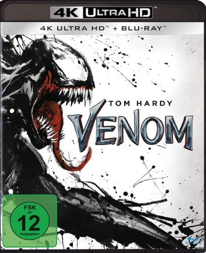 venom 4k uhd blu-ray review cover