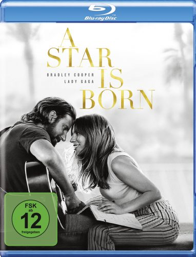 a star is born blu-ray review cover