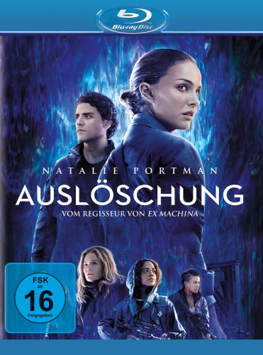 auslöschung blu-ray review cover