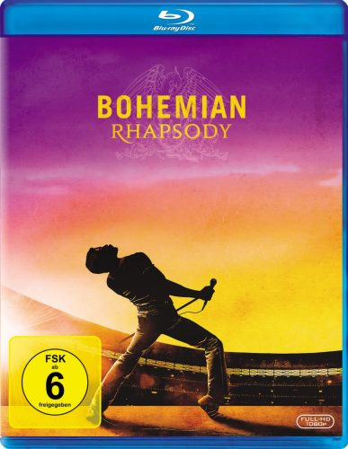 bohemian rhapsody blu-ray review cover