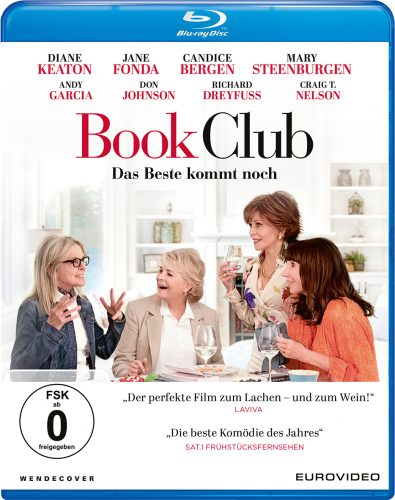 book club - das beste kommt noch blu-ray review cover