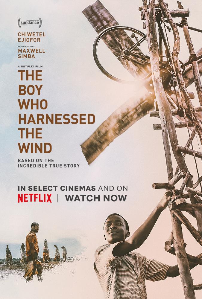 Der Junge Der Den Wind Einfing