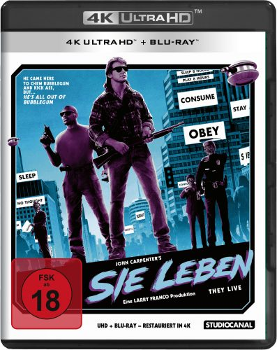 sie leben 4k uhd blu-ray review cover