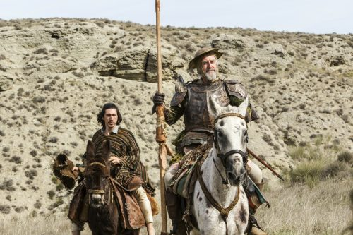 the man who killed don quixote blu-ray review szene 1