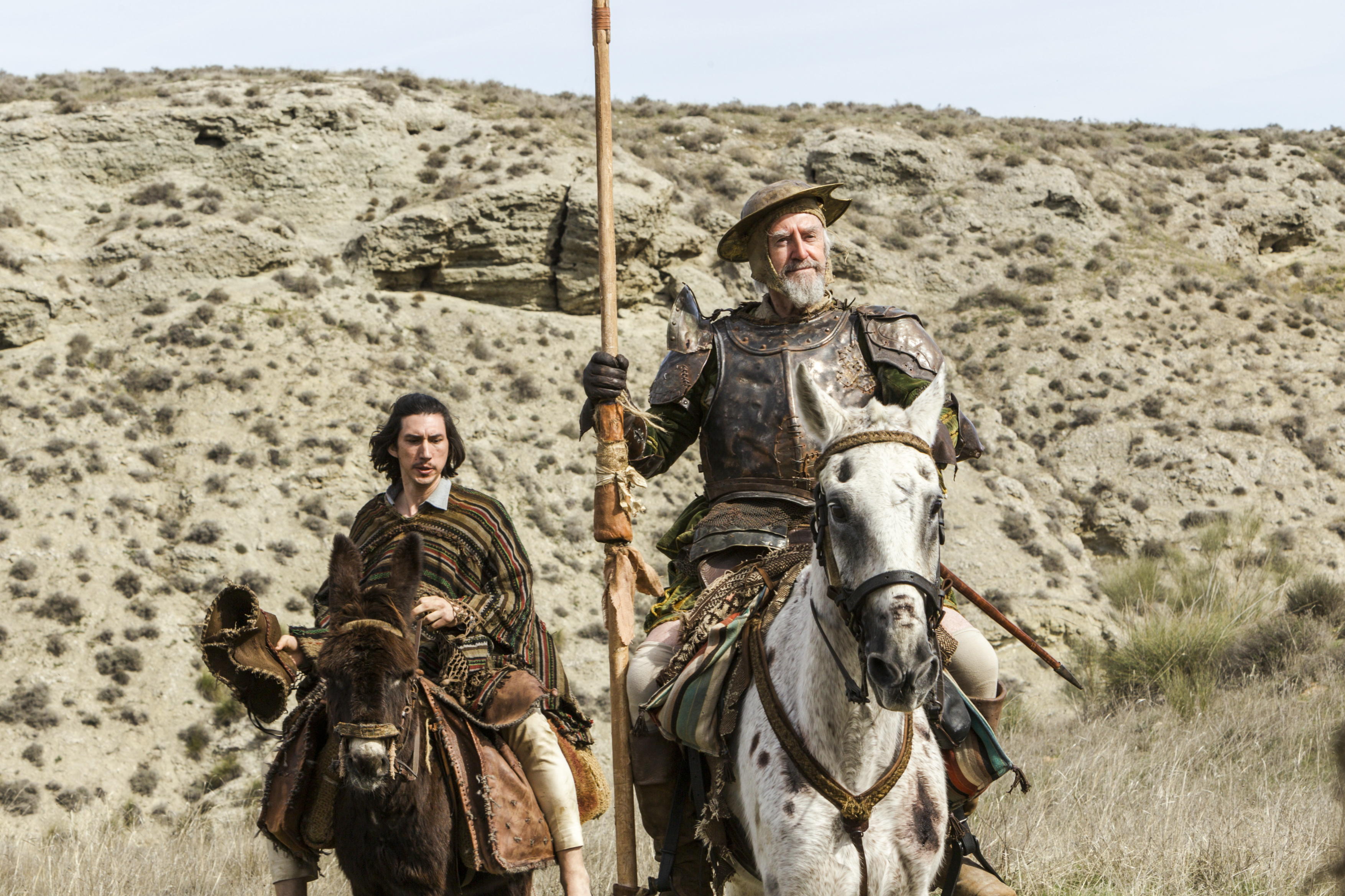 the man who killed don quixote kritik