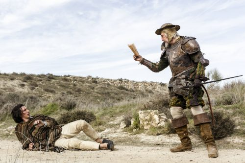 the man who killed don quixote blu-ray review szene 2