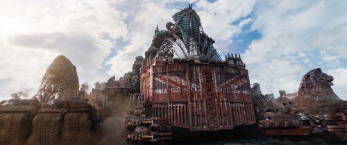 mortal engines krieg der städte 4k uhd blu-ray review szene 12