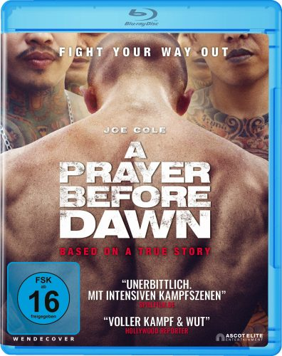 prayer before dawn Blu-ray Review Cover