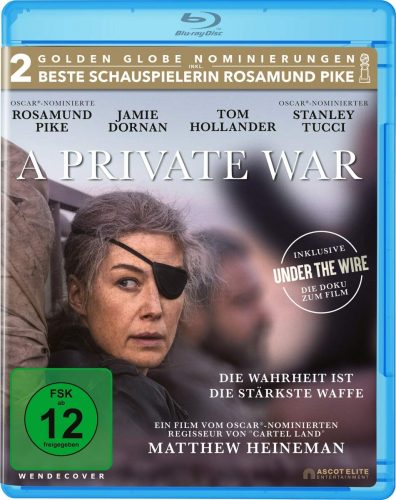 private war blu-ray review cover