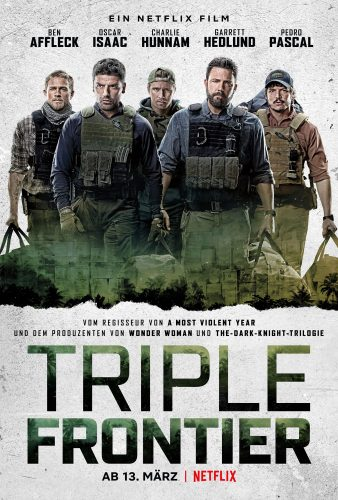 triple frontier netflix review Cover