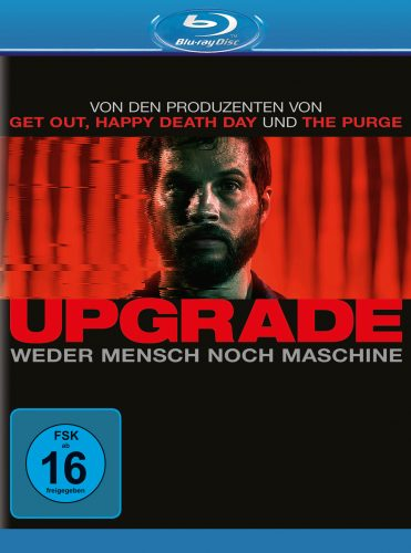 upgrade blu-ray review cover