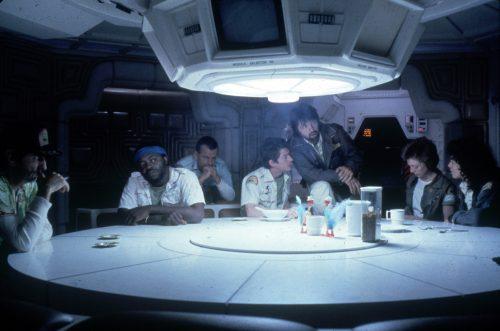 alien 40th anniversary steelbook 4k uhd blu-ray review szene 1