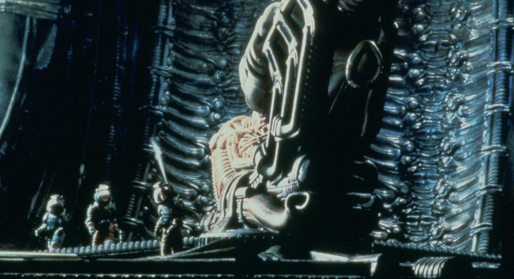 alien 40th anniversary steelbook 4k uhd blu-ray review szene 19