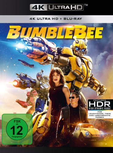 bumblebee 4k uhd blu-ray review cover