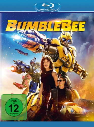 bumblebee blu-ray review cover
