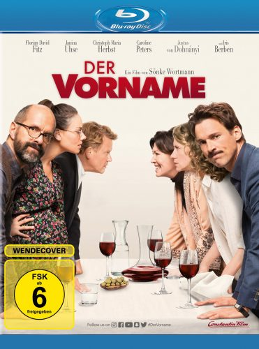 der vorname blu-ray review cover