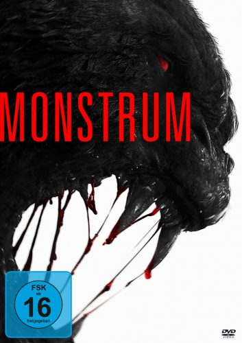 monstrum blu-ray review cover