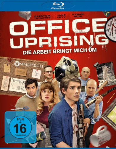 office uprising die arbeit bringt mich um blu-ray review cover