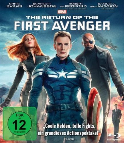 return of the first avenger 4k uhd blu-ray review cover