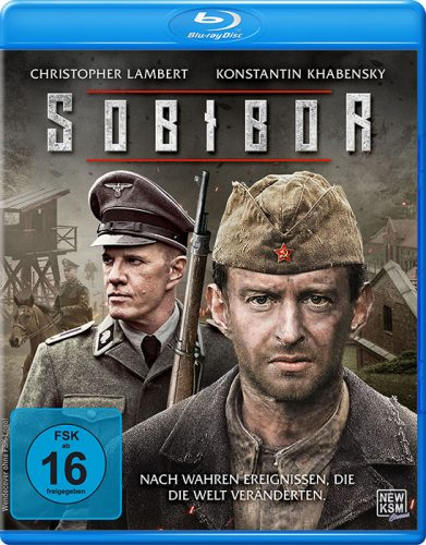 sobibor blu-ray review cover