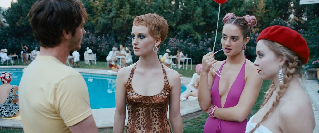 unter the silver lake blu-ray review szene 5