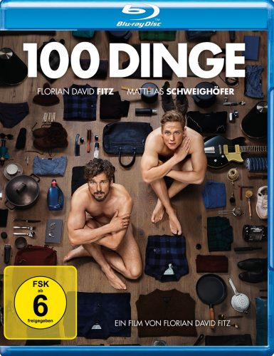 100 dinge blu-ray review cover