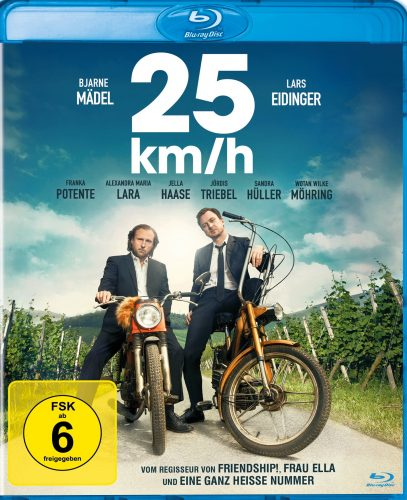25 kmh blu-ray review cover