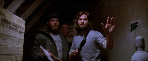 The Thing modern blu-ray review szene 2