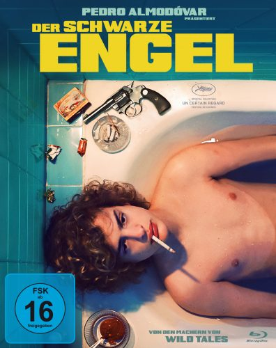 der schwarze engel blu-ray review cover