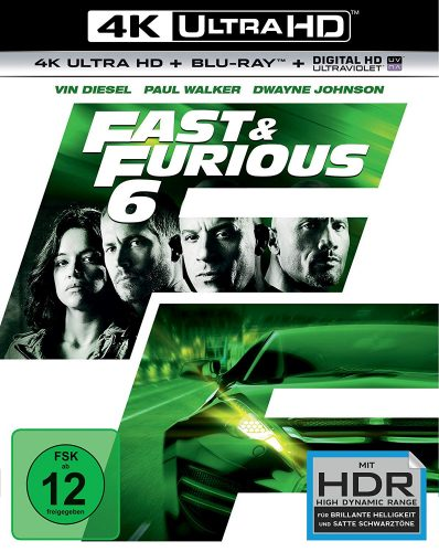 fast & furious 6 4k uhd blu-ray review