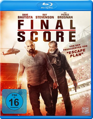 final score blu-ray review cover