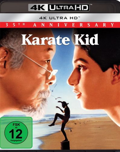 karate kid 4k uhd blu-ray review cover