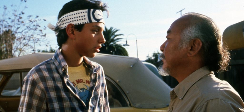 karate kid 4k uhd blu-ray review szene 1