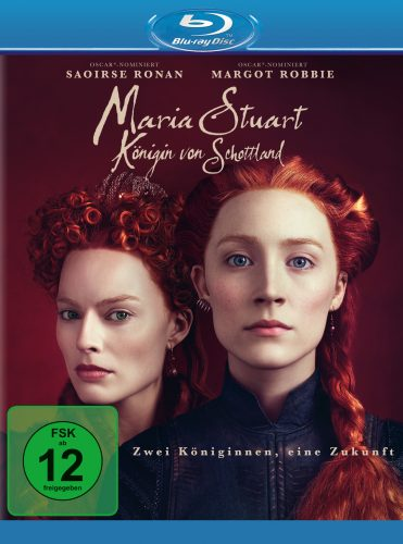maria stuart - königin von schottland blu-ray review cover