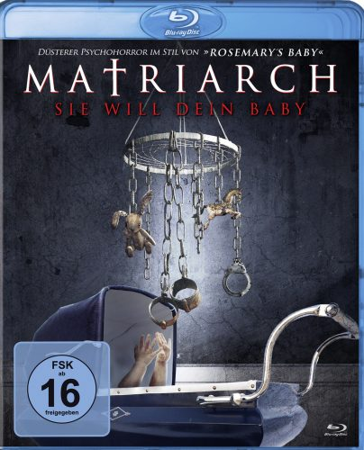matriarch - sie will dein baby blu-ray review Cover