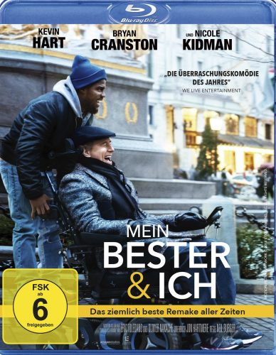 mein bester & ich blu-ray review cover