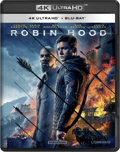 robin hood 4k uhd blu-ray review cover