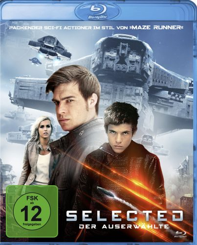 selected - der auserwählte blu-ray review cover