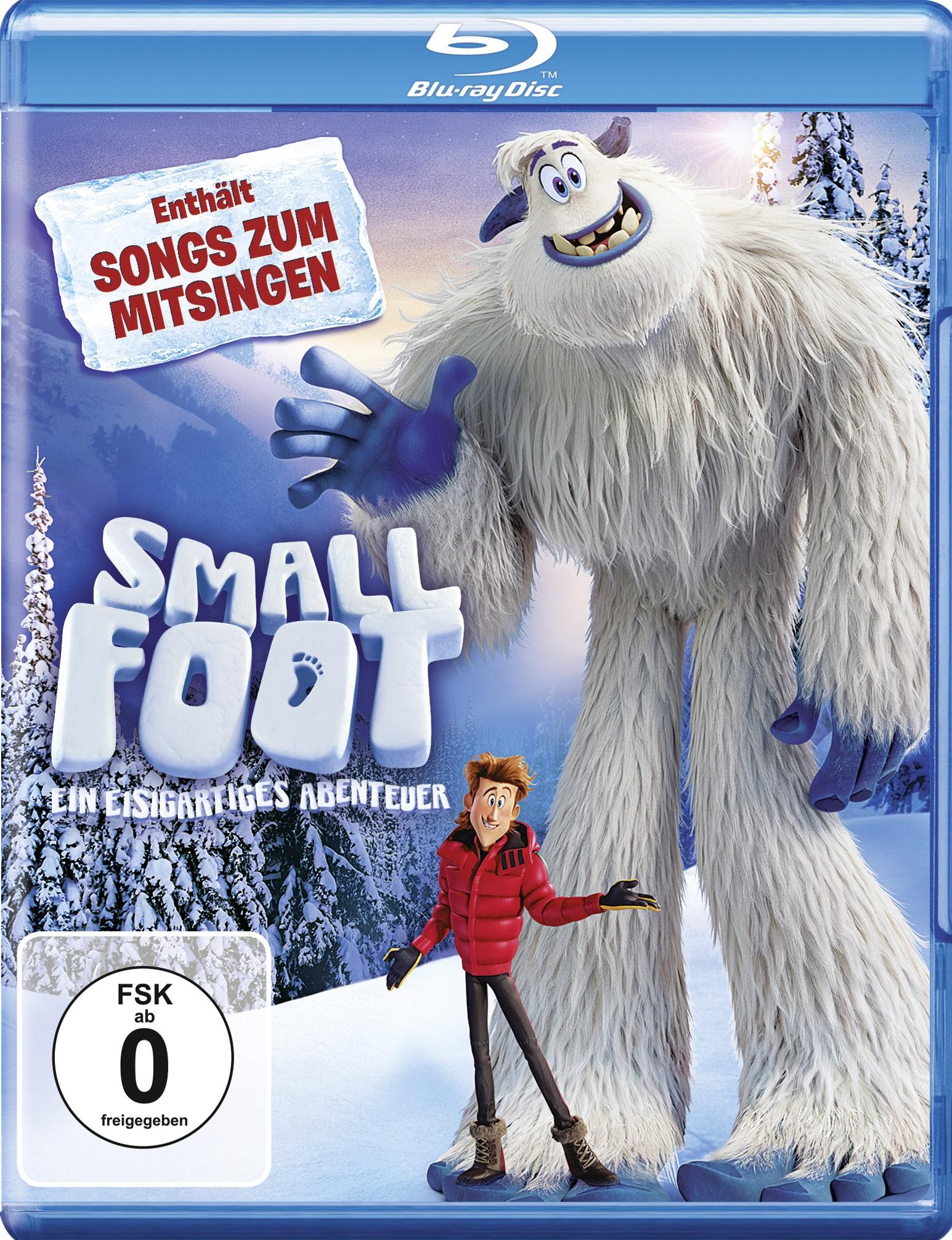 Smallfoot - Ein Eisigartiges Abenteuer Stream